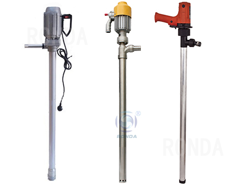 SB electric barrel pump
