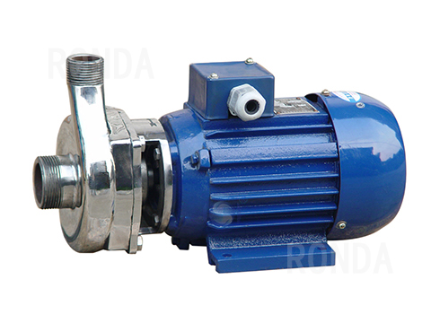 RDF stainless steel anti-corrosion pump