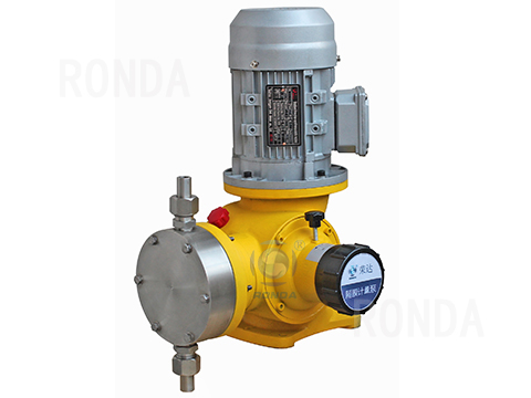 GM mechanical diaphragm metering pump