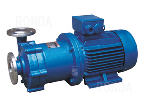 CQ-SS stainless steel no-leakage magnetic pump