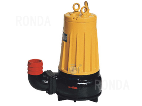 AS AV submersible sewage pump