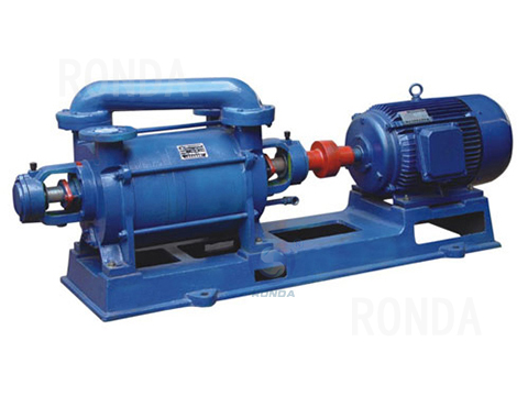 2SK double stage water ring vacuum pump