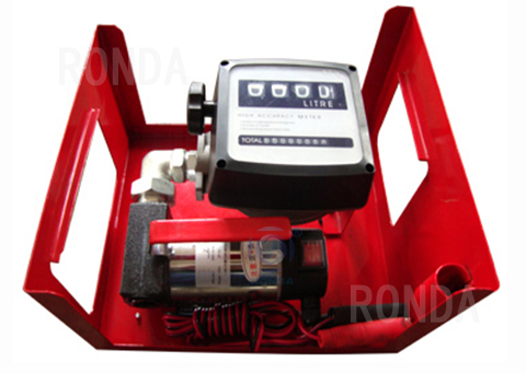YTB-40 DC12V/24V Mechanical metrology electric oil pump asse