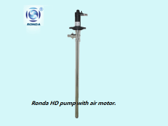 HD-A1 Pneumatic Drum pump with Air motor